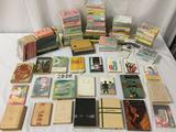 Expansive lot of over 110 vintage and modern Japanese paperback books: romance, crime, etc