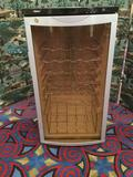 Modern Haier electric Wine Cooler, Model No. BC112G in good cond - tested/working