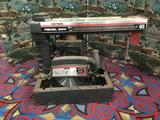 Sears Craftsmen 10 inch radial saw, includes key, tested and working.