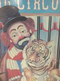 Hold That Tiger - framed Red Skelton ltd ed repro canvas print w/COA, #'d 143/5000, & signed