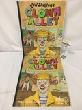 2 signed vintage Red Skelton Clown Alley coloring books and Red Skelton?s The Pledge of Allegiance