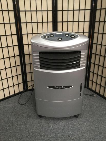 Edgestar Portable evaporative air cooler/ air conditioner, model number EAC421