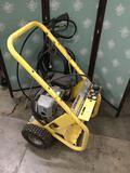 Karcher 2400 psi pressure washer - sold as is.