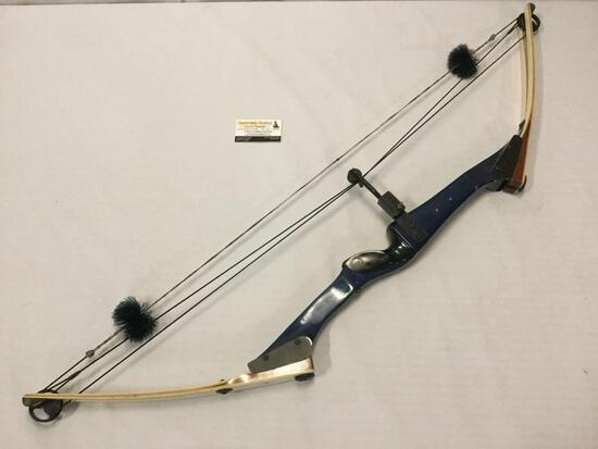 Martin Archery Inc. compound bow, some minor wear, see pics, approx. 48x12x3 inches.
