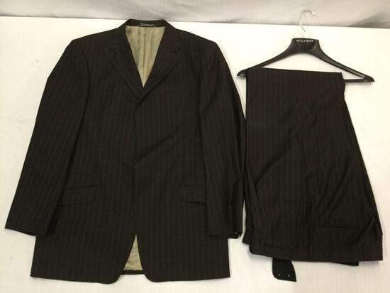 Steve Harvey men's tailored suit, size 38 pants