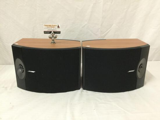 Pair of BOSE 301 V stereo speakers