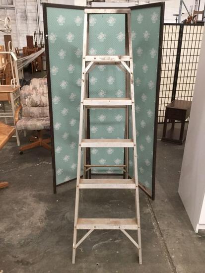 Werner Aluminum ladder - 69x40x21