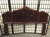 Regal modern Queen size headboard, some minor wear, see pics