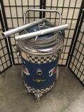 Vintage Hillyard floor treatments shop vacuum
