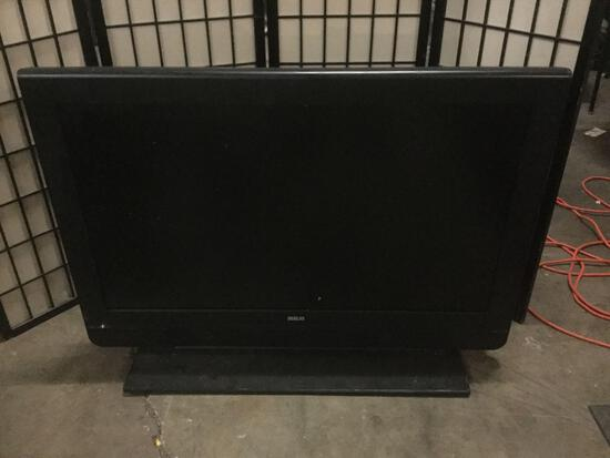 Large 42 inch flat screen RCA television TV. L42WD22YX5.