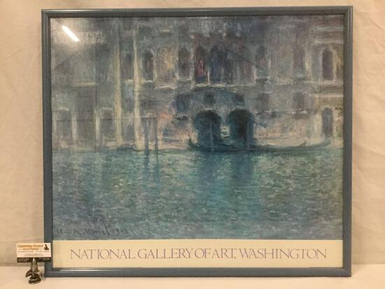 Vitnage National Gallery of Art, Washington promo gallery print in frame