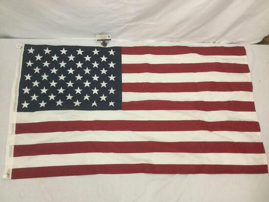 United States of America /American flag. Approx 60x32 inches.