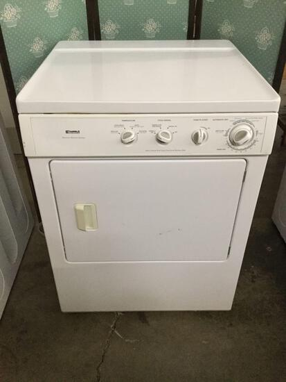 Kenmore dryer in fair to good cond - used