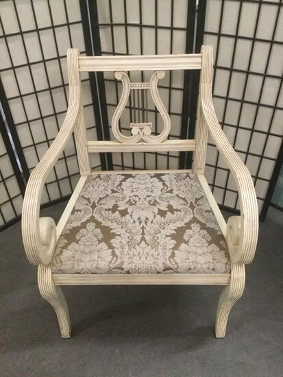 2004 100th anniversary collectors edition Thomasville arm chair