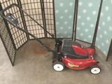 Toro E Cycler 20 inch cordless electric mower, sold as is