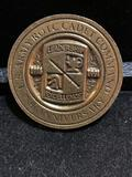 Challenge Coin : US Army ROTC Cadet Command / 75th Anniversary/ US army 3rd region