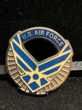 Challenge Coin : US Air Force -Cross Into The Blue_