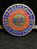 Challenge Coin : BSC / Biomedical Science Corps US Airforce