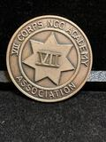 Challenge Coin : VII Corps NCO Academy Association Augsburg Germany