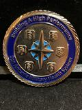 Challenge Coin : San Antonio Military Health System / 59th Medical Wing