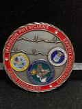 Challenge Coin : Saushec Anesthesiology / Warrior Physicians / expert consultants/ Crisis Managers
