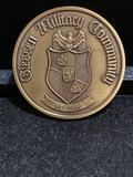 Challenge Coin : Biessen Military Community / We Care / For Excellent community service