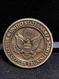Challenge Coin : US ARMY Reserve Officer Training Corps / Santa Clara University 1851