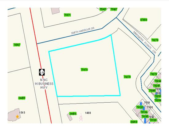 1.5 Acre Mixed Use Tract