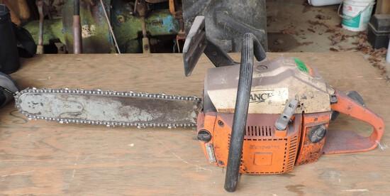 Husqvarna Rancher Chainsaw