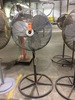 "Dayton 30"" floor fan."