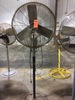 "Patton 30"" floor fan."