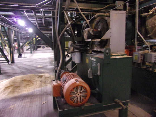 25HP HYD PACK FOR CLEEREMAN CARRIAGE