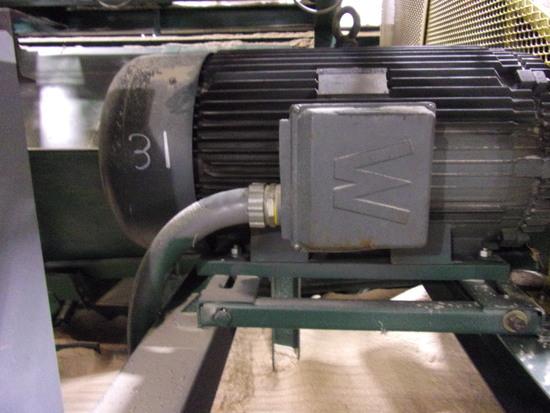 200HP 1200 RPM ELECT MTR