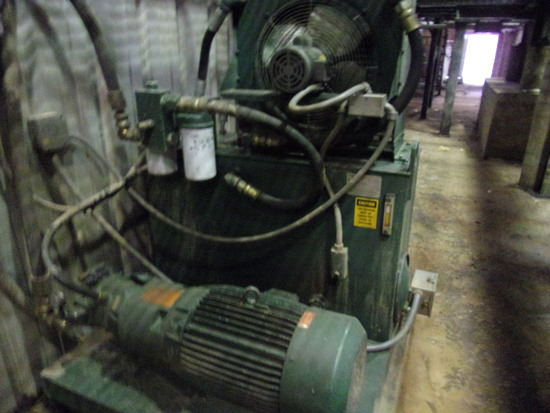 25HP HYD PACK FOR CARRIAGE