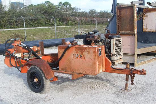 Multitec Wheel Crusher