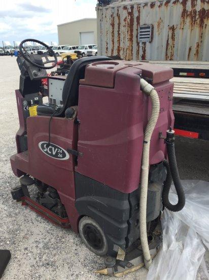 Minuteman SC2426P Floor Scrubbing Machine