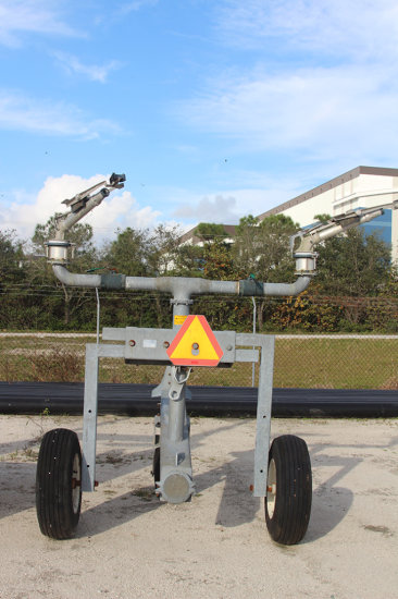 Irrigation Spray Unit