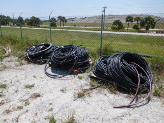 3100 lbs Landfill flare wire cable