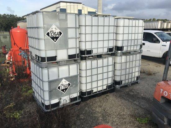 275 Gal Water Tank