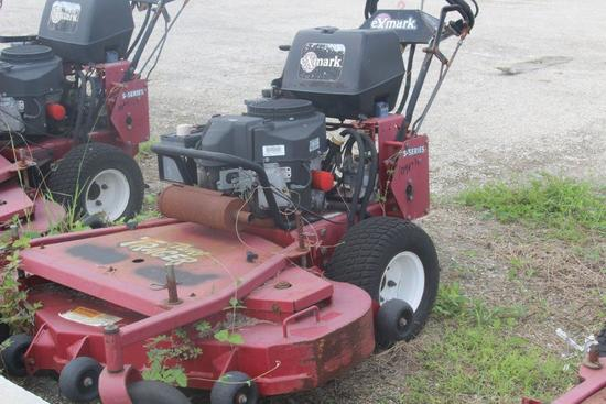 "2011 Ex-Mark TTS600KAE523  52"" Walk Behind Mower"