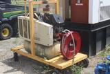 2005 Ingersoll Rand T57 Air Compressor