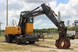 John Deere 190DW Excavator