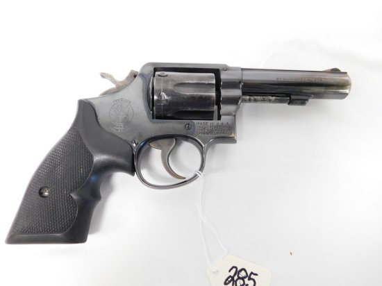 Smith & Wesson 10-6 Revolver