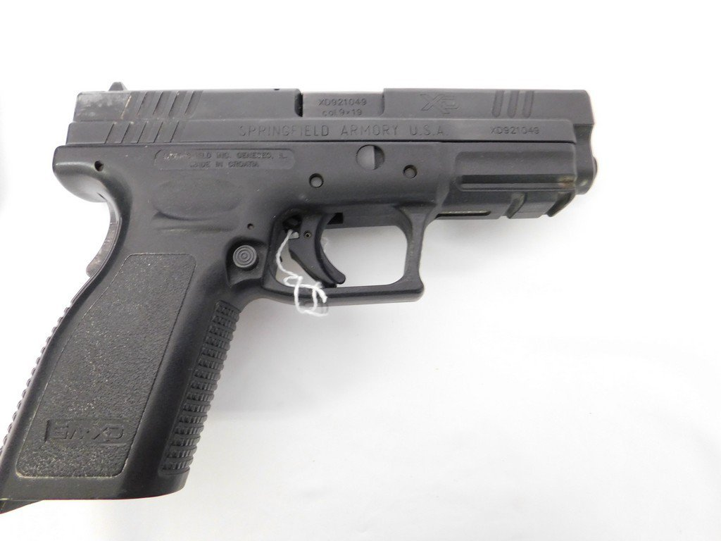 Springfield XD9 Handgun
