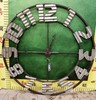"42"" ROUND WALL CLOCK - NEW BY FORESIDE"