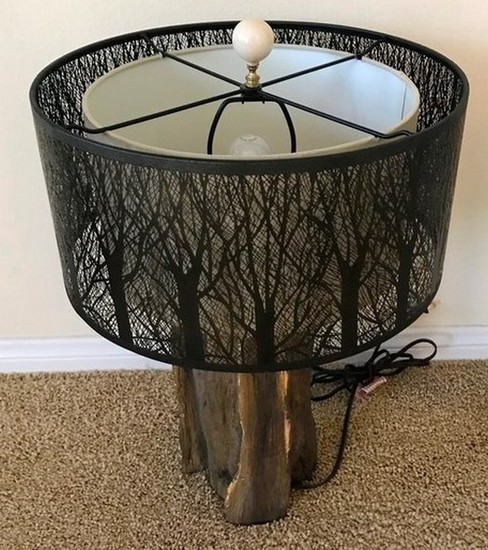 TREE THEME DESIGNER LAMP