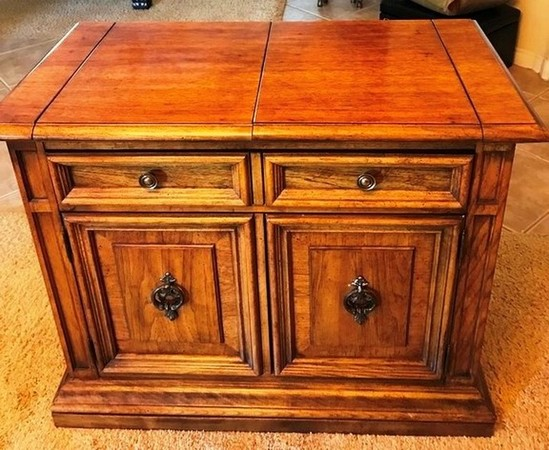 STANLEY FURNITURE QUALITY SERVER/BUFFET