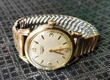 VINTAGE LONGINES MEN'S WATCH - SEE PICS FOR DETAILS & CONDITION