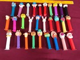 LOT OF (29) COLLECTIBLE PEZ   BAG #1