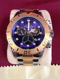 LIKE NEW INVICTA MEN'S WATCH - BLUE FACE